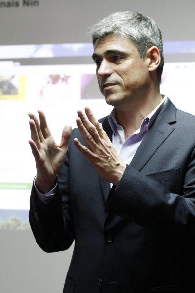 Escritor Pablo Simonetti