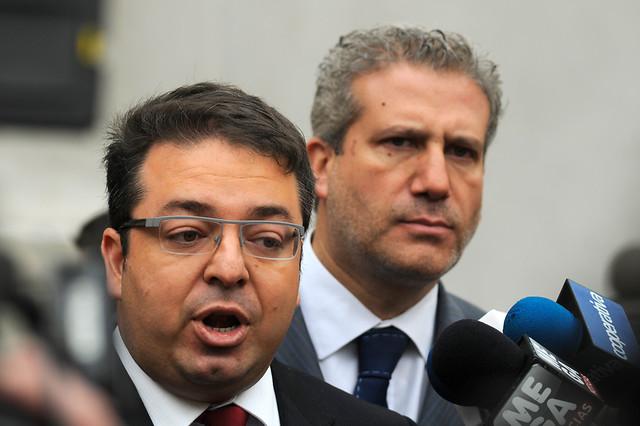 Diputados DC piden a Contraloría aclarar participación de ministros en actos de campaña de Matthei