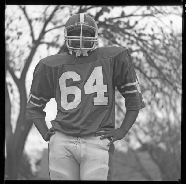 Jugador de futbol estadounidense, Escuela Wilson, Washingto DC, -100020