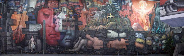 Mural panoramico
