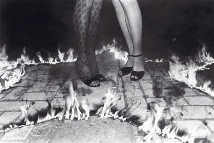 Registro fotográfico incluido en el libro Copiar El Edén, del curador cubano Gerardo Mosquera