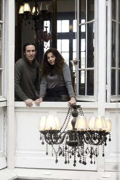 Claudia Sabat y Roberto BaltraFoto: Javier Liaño