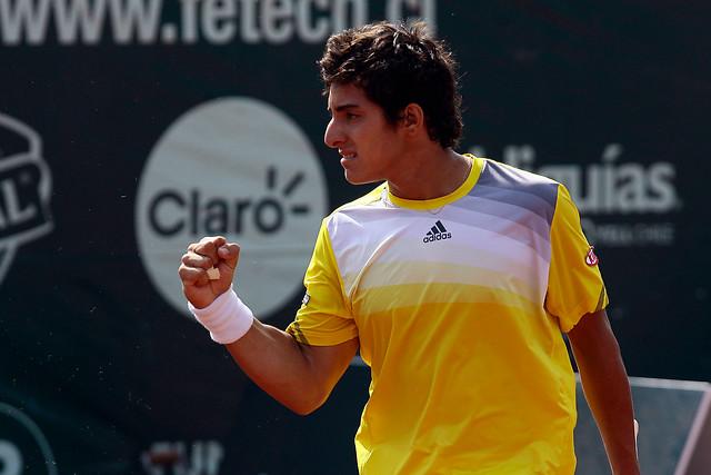 Buenos Aires: Garín avanzó a semifinales