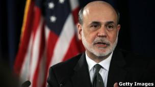 Ben Bernanke dejará su cargo el 31 de enero de 2014.