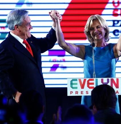 Piñera desoye reclamos de la oposición sobre intervencionismo electoral y se suma a figuras de gobierno en cena de Matthei