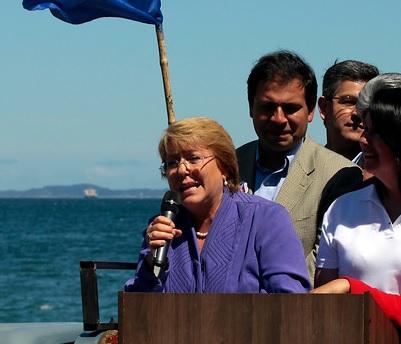 Campiche: la termoeléctrica que Bachelet respaldó cediendo al lobby político norteamericano