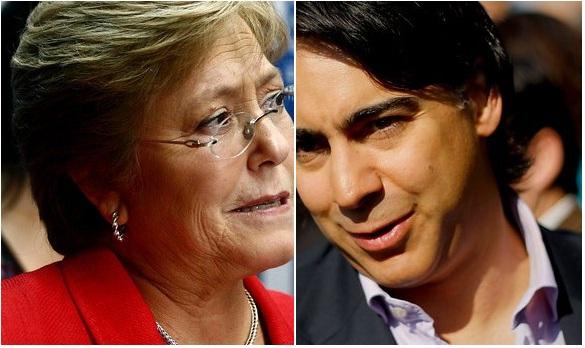 """ME-O: Si Bachelet hubiera ido al debate """"le habrían preguntado si mantiene su apoyo al senador Sabag"""""""