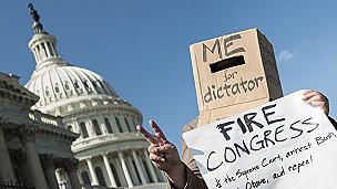 Cierre del gobierno y la deuda llevan a EE.UU. a una tormenta perfecta