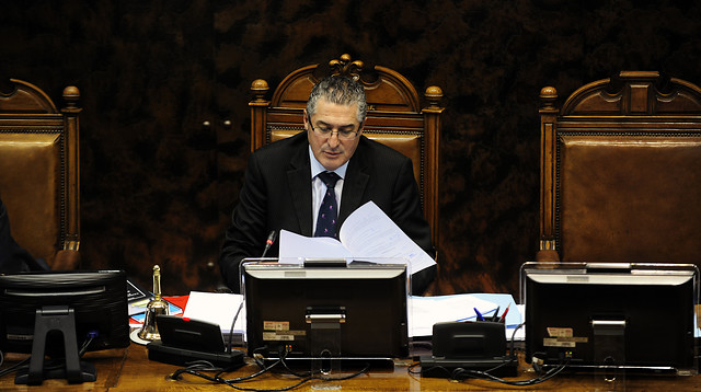 Presidente del Senado desmiente aumento de las asignaciones