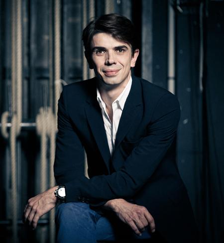 Mathieu Guilhaumon, coreógrafo francés.