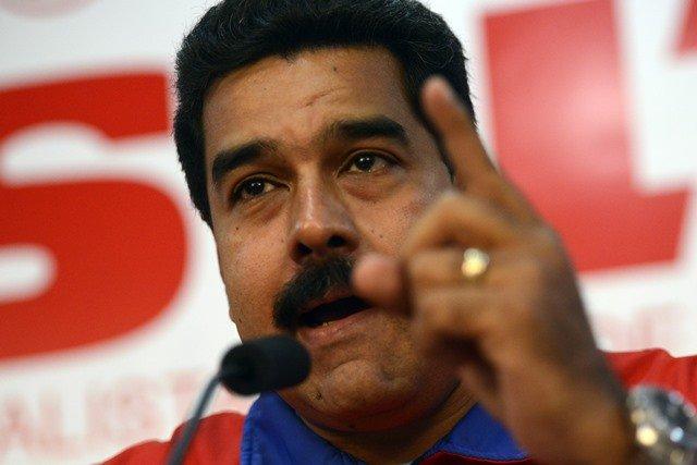 Maduro acusa a asociaciones de empresarios de