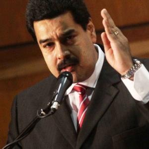 Maduro aseguró que hay