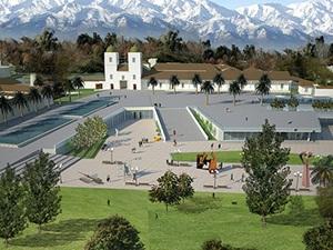 Consejo de Monumentos Nacionales paraliza obras en Parque Los Domínicos