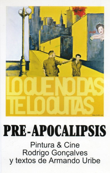 Pre-apocalipsis