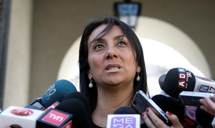 Ministra Cecilia Pérez destaca campaña
