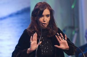 Cristina Fernández en reposo durante un mes por recomendación médica