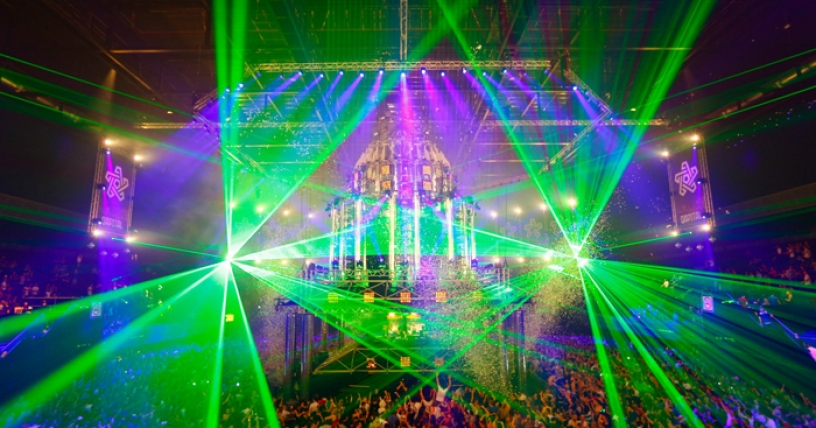 FIESTA TOTAL: THE SOUND OF Q-DANCE