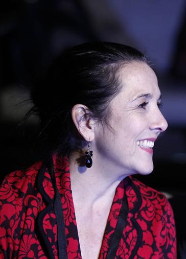 Paulina Garcia Foto: Agencia Uno