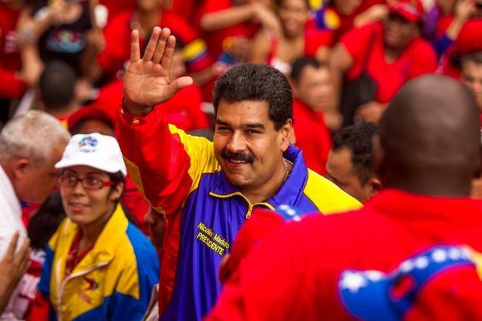 Maduro quiere poderes especiales para enfrentar