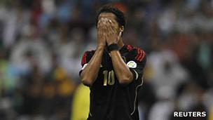 México no ha logrado ganar en su casa durante toda la eliminatoria.