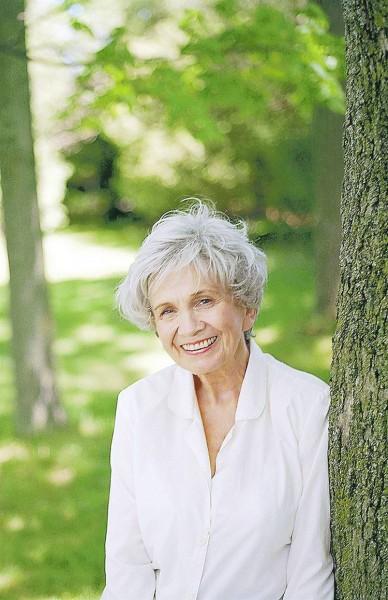 Alice Munro gana el Premio Nobel de Literatura