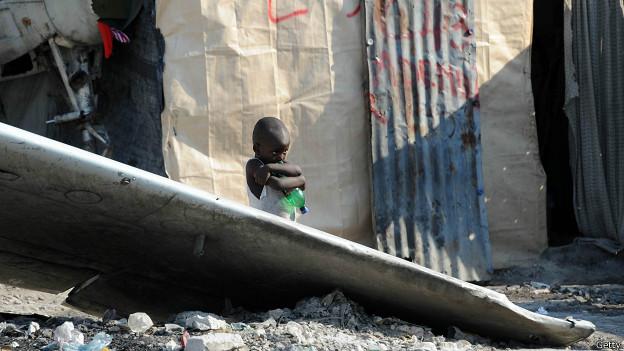 Restavek, los pequeños esclavos de Haití