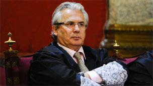 Baltasar Garzón investigó los regimenes militares de Argentina y Chile.