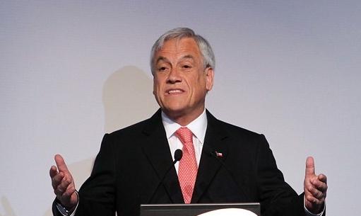 Piñera celebra incorporación de Chile como miembro no permanente del Consejo de Seguridad de la ONU