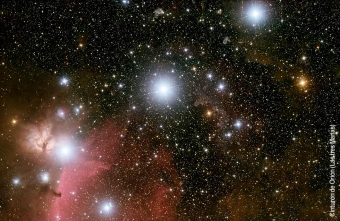 Artista medial y astrofísico recrean el espacio cósmico donde se forman los planetas