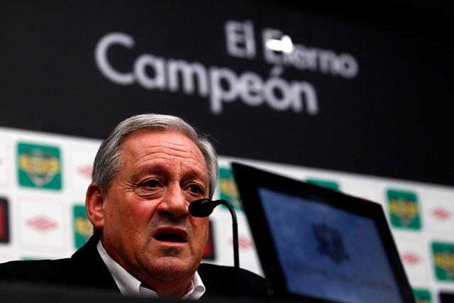 Fútbol: Directorio de Blanco y Negro respalda a Salah y limita atribuciones de Aníbal Mosa