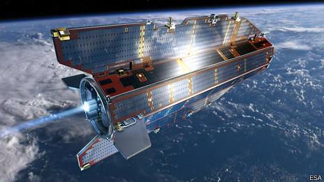 ¿Puede caernos encima un trozo de basura espacial?