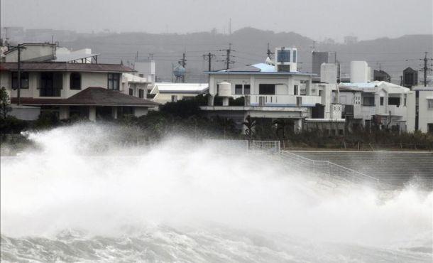 Tifón Wipha deja al menos catorce muertos y decenas de desaparecidos en Japón