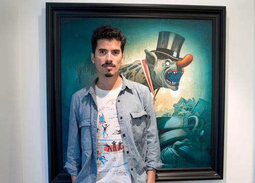Víctor Catillo Foto: Javier Liaño