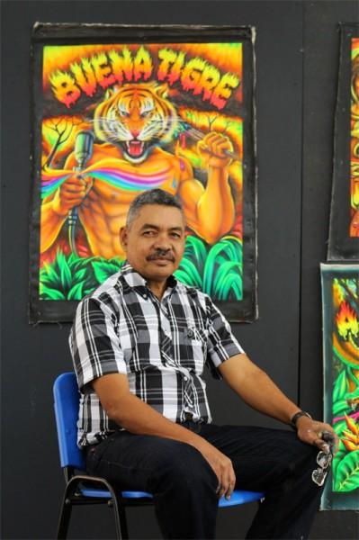 William Gutierrez Foto: Gentileza Popular de Lujo