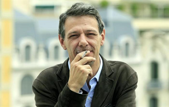 Álvaro Enrigue Foto: EFE