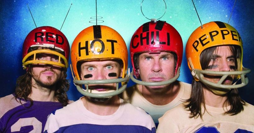 Red Hot Chili Peppers entre lo mejor de Lollapalooza 2014