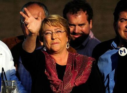 Bachelet y la estrategia de poder de la izquierda