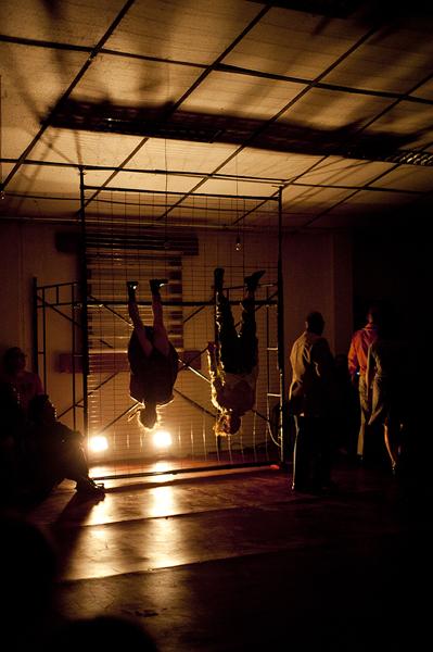Vuelve Carne de Cañón,  destacada obra de danza contemporánea
