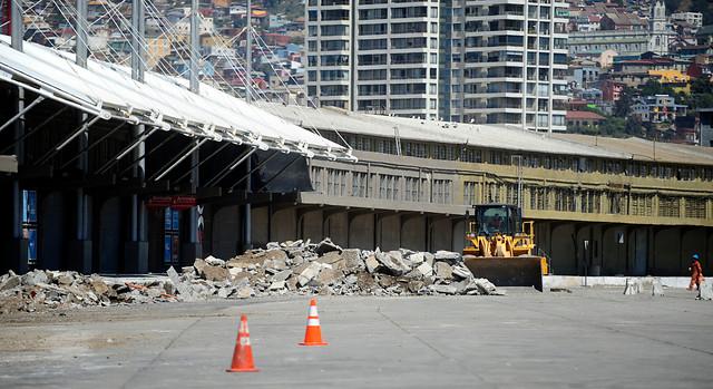 Tribunal paraliza construcción del mall Barón ante denuncia de vulneración de patrimonio arqueológico