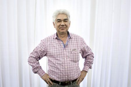 Mario Ramos, Editor y actual jefe de Editorial Quimantú Foto: Javier Liaño