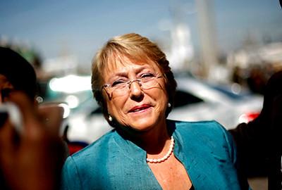El programa y el gobierno de Bachelet