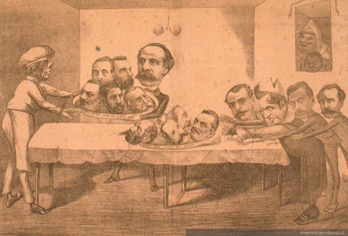Arroz con papas i papas con arroz. Periódico satírico El Padre Padilla.