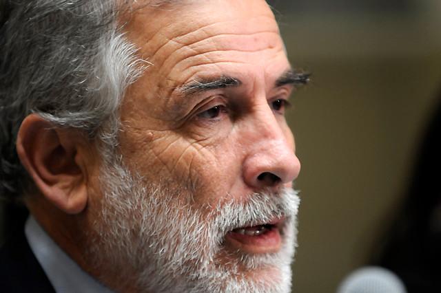 """El análisis de Carlos Montes al momento del PS: """"El partido tiene potencialidades para hacer un aporte mucho mayor"""""""