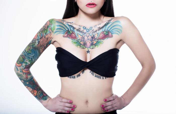 Primer libro sobre el tatuaje en Chile revela por qué nos tatuamos y qué nos tatuamos los chilenos