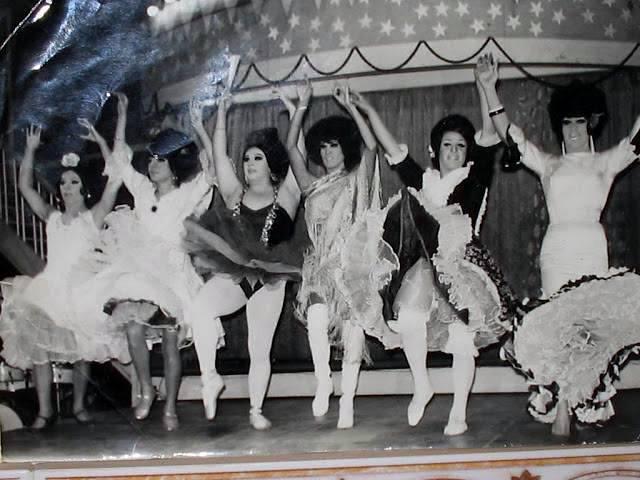 El Blue Ballet, de la mítica Tía Carlina