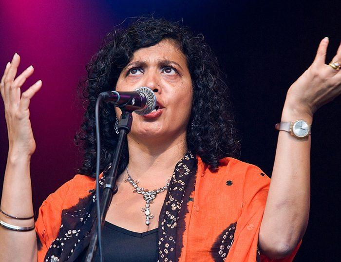 Sandhya Sanjana, la mezcla perfecta entre el jazz y el canto tradicional de la India
