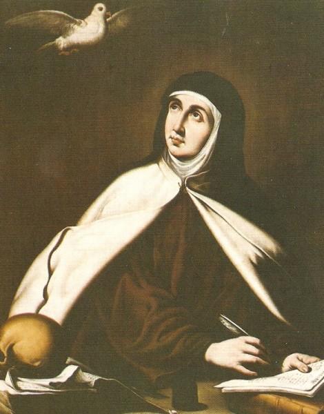Santa Teresa de Jesus de El Greco