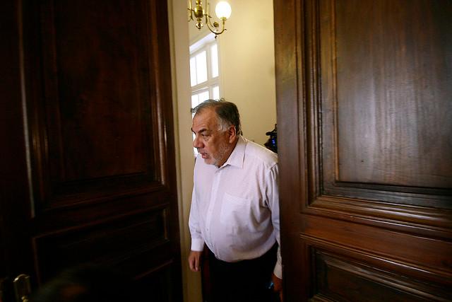 Osvaldo Andrade y críticas de Allamand: Piñera debería haber ejercido el liderazgo en la Alianza y no lo hizo