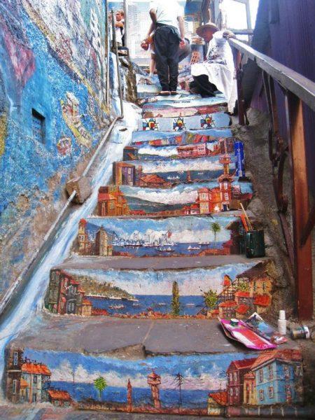 art valparaiso