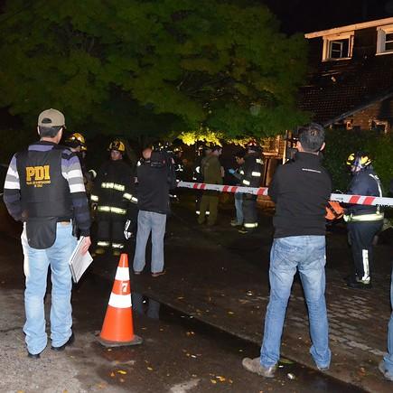 Gobierno invoca a la Ley Antiterrorista por ataques incendiarios en Temuco